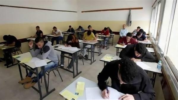 تسجيل عدم الرغبة في المشاركة في أعمال الثانوية العامة والهيكل التنظيمي
