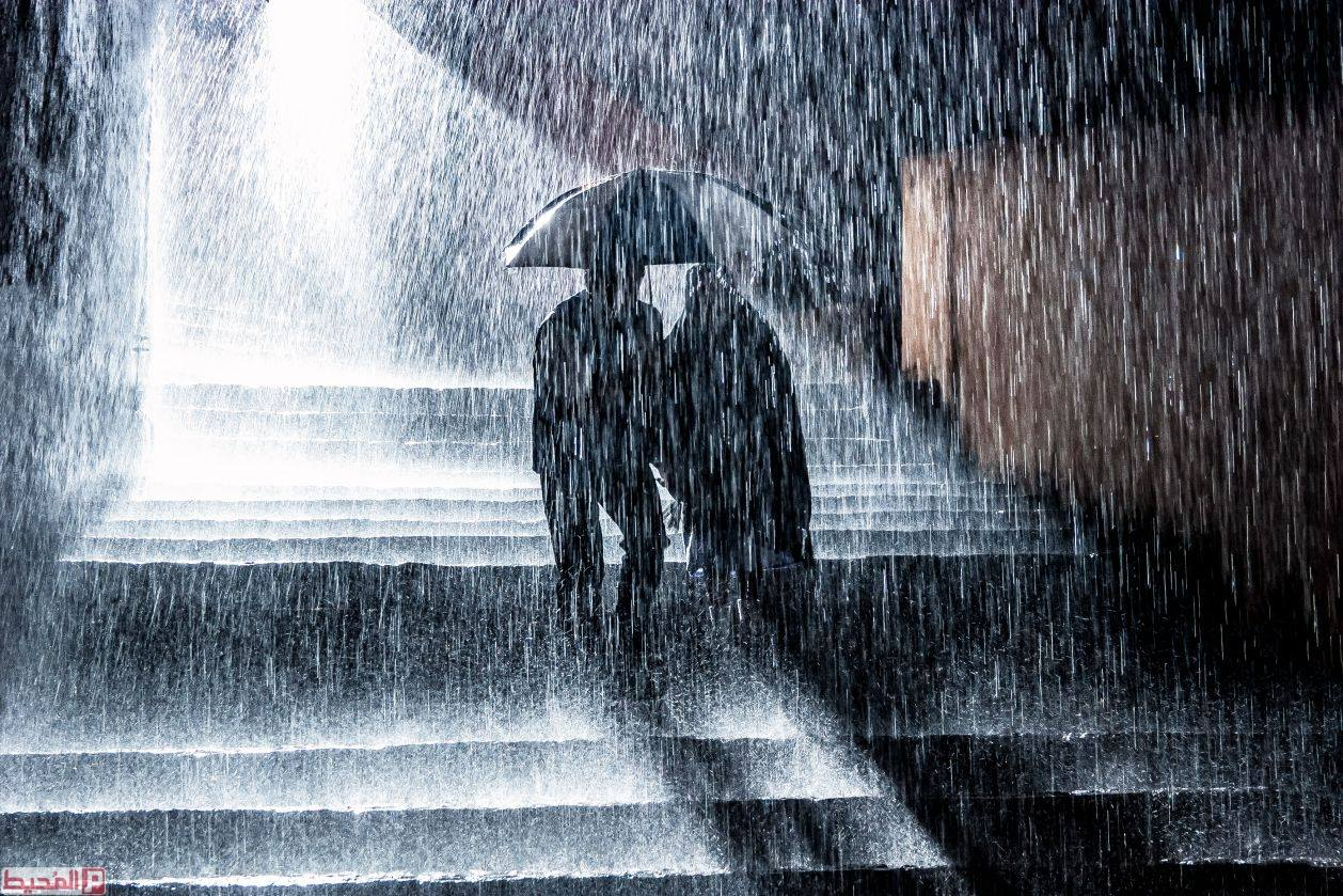 تعبير عن المطر قصير وأهميته للأرض والنباتات وأجمل عبارات قيلت عنه
