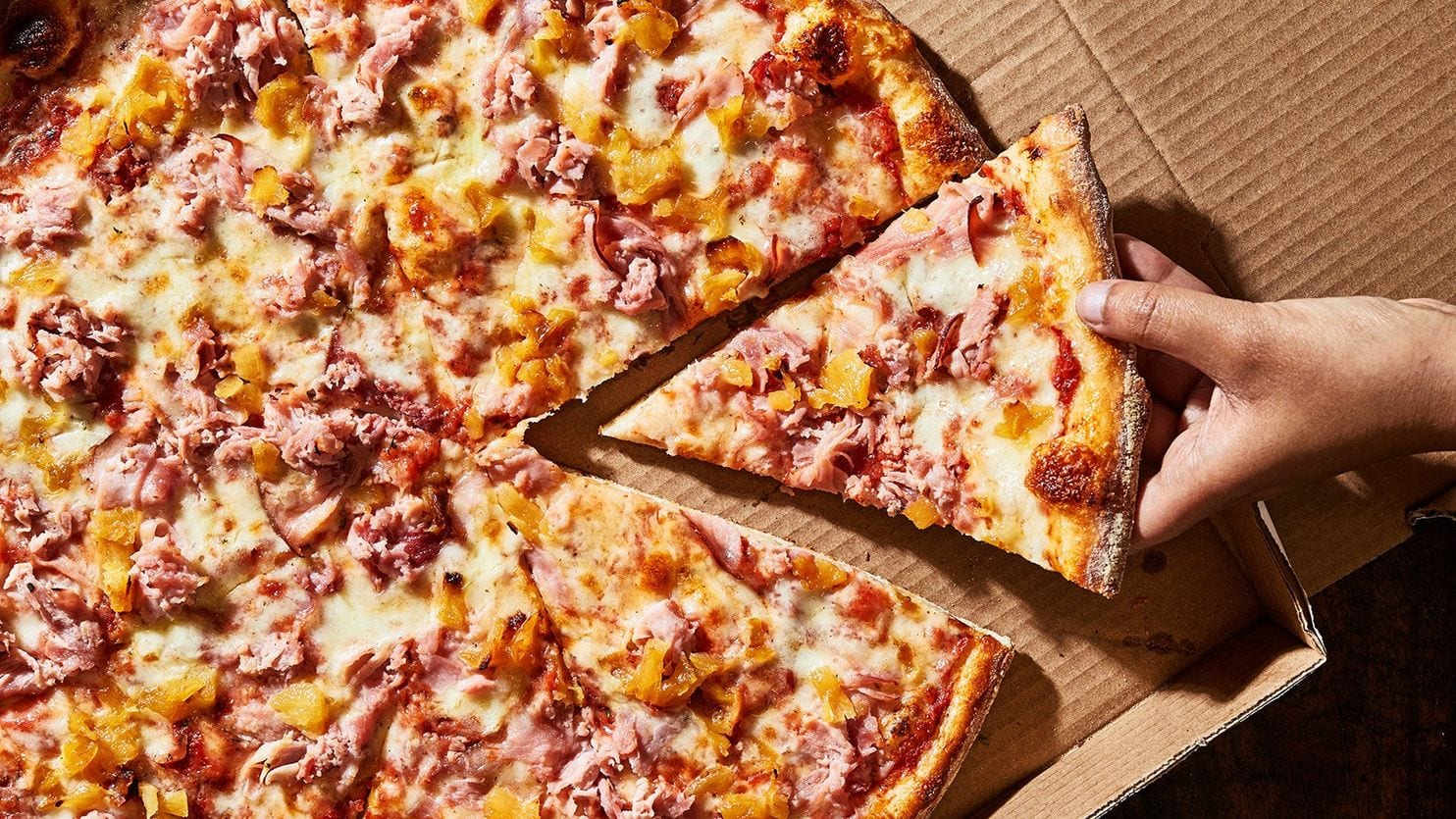 تفسير حلم اكل البيتزا للعزباء والمتزوجة والحامل