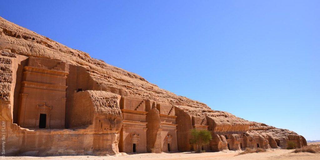 تقرير عن السياحة في السعودية و اهم الاماكن السياحية بها