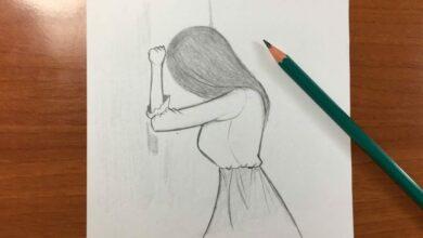 رسومات بالرصاص سهلة للمبتدئين وما هي أهم أدوات الرسم
