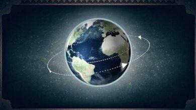 Photo of سرعة دوران الأرض حول نفسها وتأثير دوران الأرض حول الشمس
