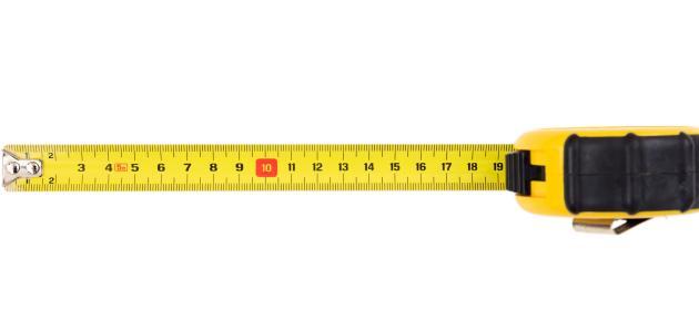 طريقة حساب المتر المربع وما هي وحدة قياس المساحة