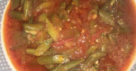 طريقة طبخ الفاصوليا الخضراء باللحمة