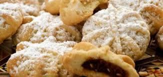 طريقة عمل كعك العيد بالطحين والسميد والفانيلا بالخطوات