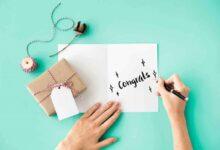 Photo of عبارات تكتب على الهدايا للأصدقاء كروت تعنئة عبارات شكر وتقدير للأصدقاء