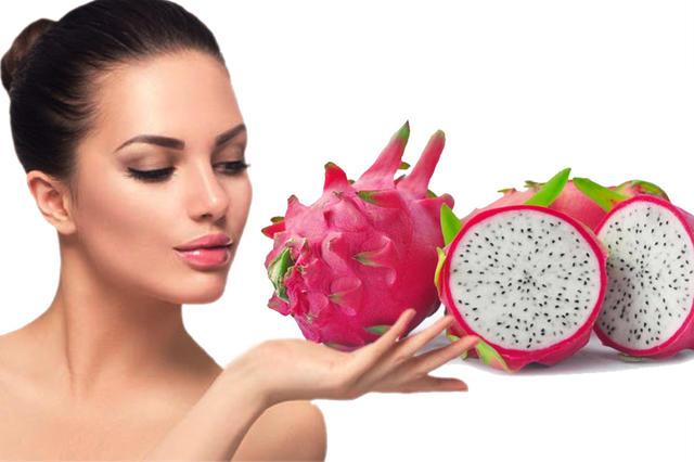 فوائد فاكهة التنين للشعر ومعالجة مظاهر الشيب