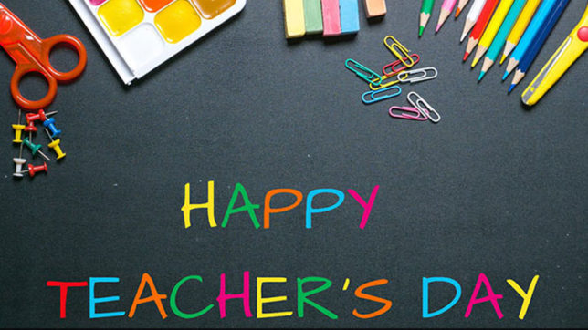 كلمة عن يوم المعلم للإذاعة المدرسية وعبارات شكر وتقدير للمعلم