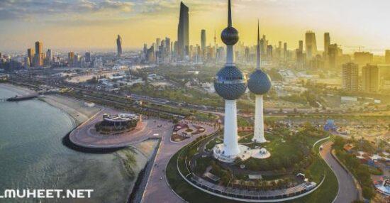كم تبلغ مساحة الكويت وما هو عدد سكانها