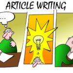 كيفية كتابة مقال وأهدافها ونصائح عند كتابتها وما هي الأخطاء الشائعة في تنسيق كتابة المقال