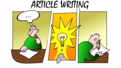 Photo of كيفية كتابة مقال وأهدافها ونصائح عند كتابتها وما هي الأخطاء الشائعة في تنسيق كتابة المقال