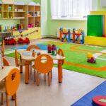تقديم رياض الأطفال بالمدارس