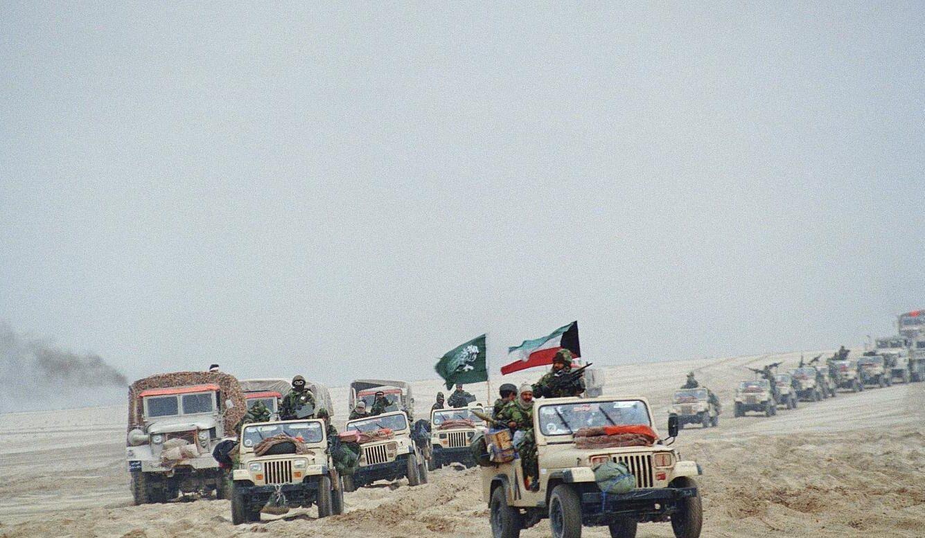 تاريخ استقلال الكويت من الغزو العراقي
