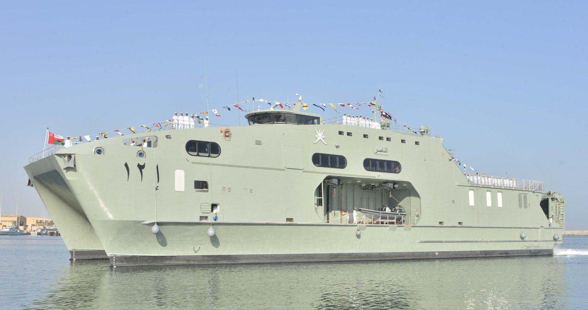 اول اسطول بحري عماني