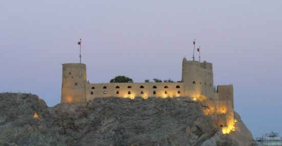 من بنى قلعة الجلالي والميراني