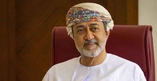 هيثم بن طارق ال سعيد خليفة السلطان قابوس