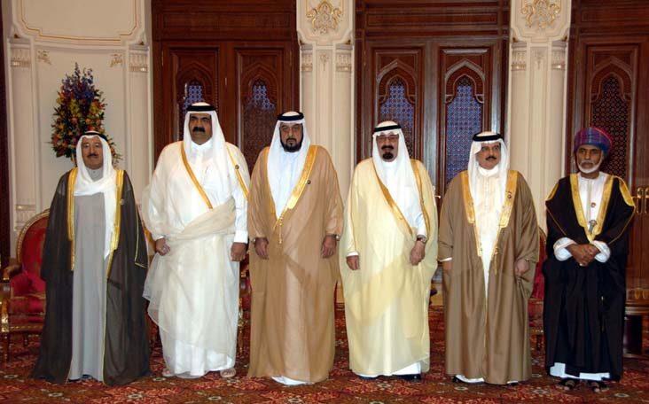 متى تأسس مجلس التعاون الخليجي وكم عدد الدول المشتركة؟