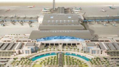 متى تم افتتاح مطار السيب الدولي في سلطنة عمان