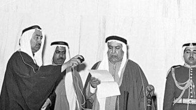 Photo of اول رئيس مجلس امه كويتي