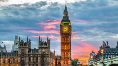 جدول سياحي في لندن وما هي أفضل الأوقات لزيارة الأماكن السياحية في بريطانيا