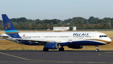 طريقة الاستعلام عن تذكرة طيران النيل برقم الحجز 2021