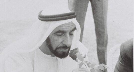 ذكرى وفاة الشيخ زايد بن سلطان آل نهيان