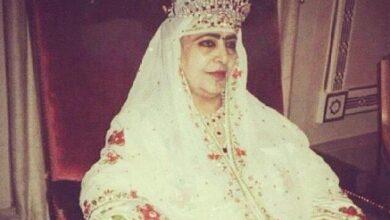 Photo of والدة قابوس السيدة ميزون المعشني