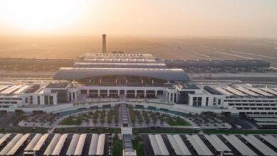 Photo of اول مطار مدني في السلطنه