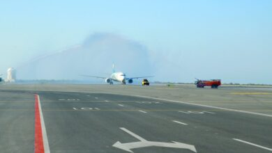 Photo of اول مطار مدني في سلطنة عمان