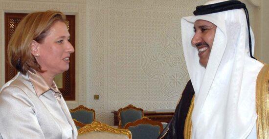 هل يوجد سفارة اسرائيلية في قطر