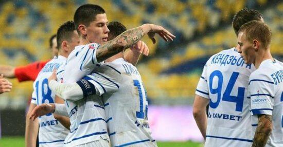 13 لاعبًا يغيبون عن دينامو كييف أمام برشلونة في دوري