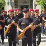 المدارس العسكرية الثانوية التابعة للقوات المسلحة