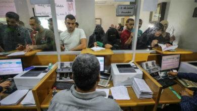 رابط وزارة العمل الفلسطينية أسماء المقبولين منحة المتضررين من فيروس كورونا في فلسطين