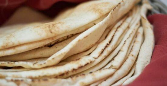 Cómo hacer pan árabe con orégano
