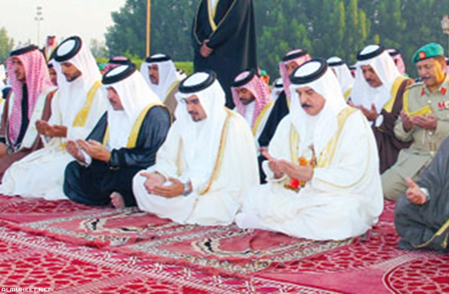 موعد صلاة عيد الاضحى في البحرين 1441