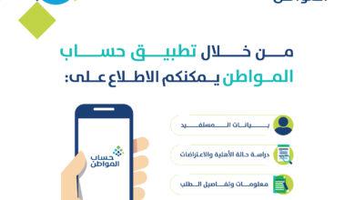 رابط دخول حساب المواطن ca.gov.sa 1442 الدفعة 37 بالسعودية وأهلية الإستحقاق والإعتراضات