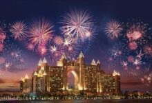 Photo of احتفالات دبي في ليلة راس السنة 31-12-2020 احتفالات برج خليفة بالعام الجديد
