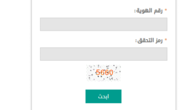 Photo of الاستعلام عن نتائج الطلاب الابتدائية 1442 عبر نظام نور noor.moe.gov.sa برقم الهوية
