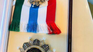ما هو وسام الإشادة السلطانية