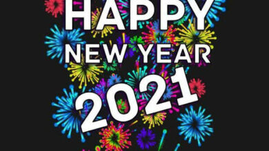 "Photo of صور تهنئة رأس السنة 2021 ""Happy new year""للأصدقاء والعائلة"