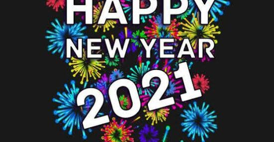 """صور تهنئة رأس السنة 2021 """"Happy new year""""للأصدقاء والعائلة"""