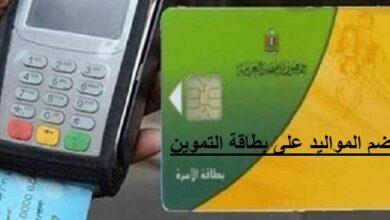 موقع تسجيل المواليد في بطاقة التموين عن طريق النت 2021 بوابة مصر الرقمية