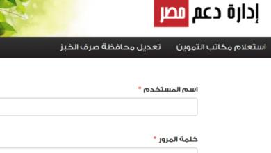 Photo of موقع بوابة مصر الرقمية وشرح طريقة اضافة المواليد والافراد الجدد لبطاقة التموين 2021