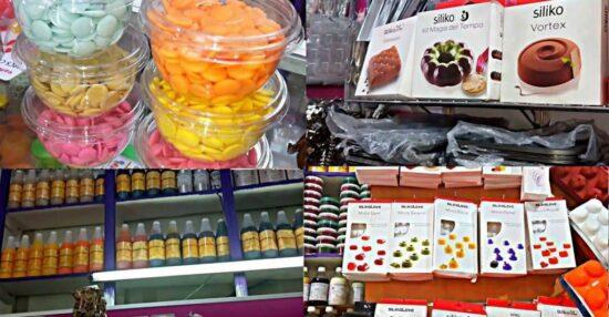 أماكن بيع مستلزمات الحلويات بالجملة في مصر