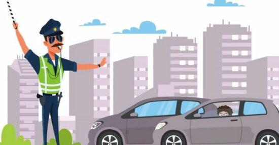 الاستعلام عن مخالفات المرور 2021 برقم اللوحة أون لاين