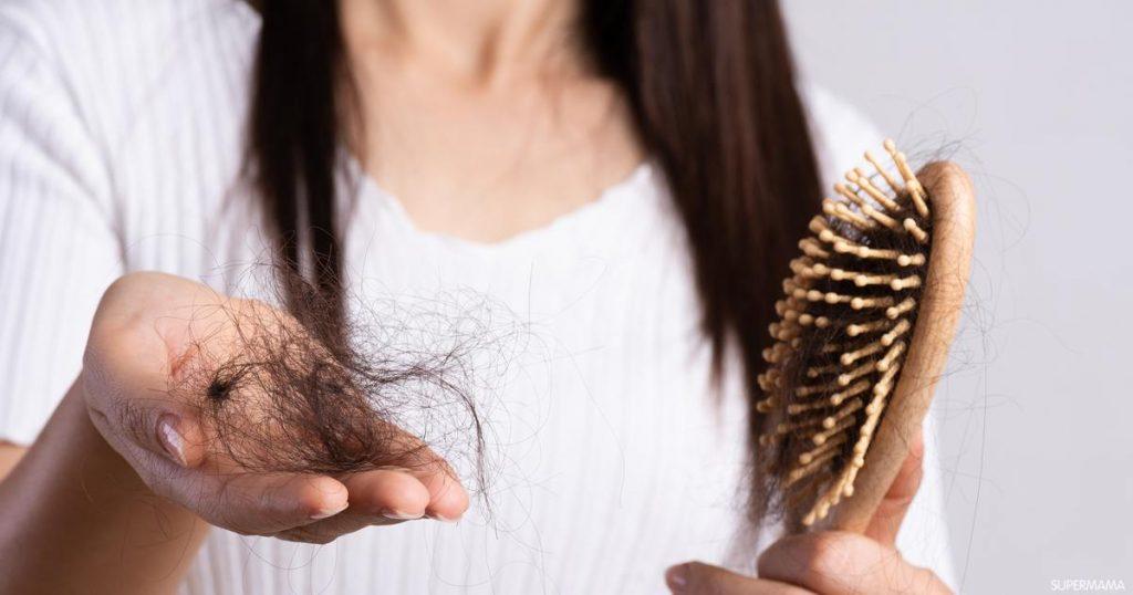 متى يكون تساقط الشعر خطير؟