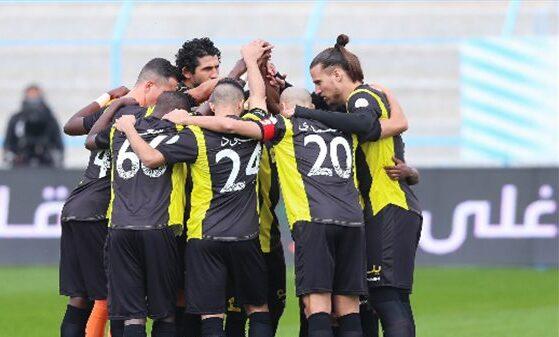 تشكيلة مباراة الاتحاد ضد القادسية في الدوري السعودي