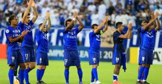 تشكيلة الهلال ضد الفتح في الدوري السعودي للمحترفين 2021