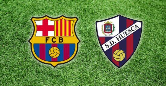 موعد مباراة برشلونة وهويسكا اليوم الإثنين 15 مارس 2021