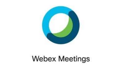تحميل برنامج Webex Meet للكمبيوتر من ميديا فير 2021 مجانا